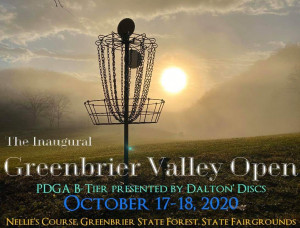 Greenbrier Valley Open graphic