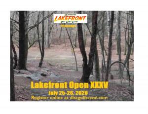 Lakefront Open XXXV graphic