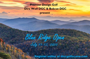 Premier Design : Blue Ridge Open graphic