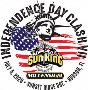 Sun King/Millennium present Independence Day Clash VII graphic