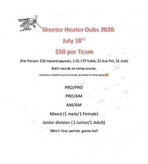 Skeeter Heater Dubs graphic