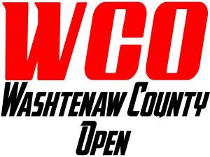 The Washtenaw County Open graphic