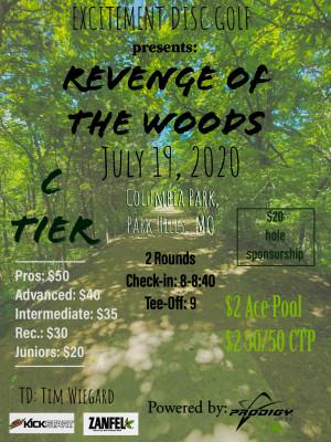Revenge of the Woods graphic