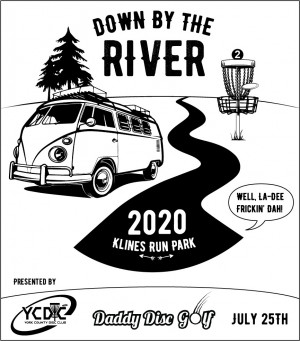 Down By The River - 2nd Annual graphic