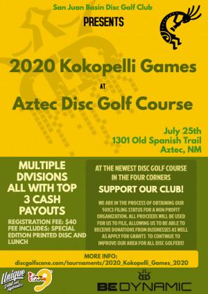 2020 Kokopelli Games graphic