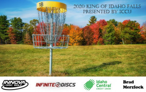 2020 King of Idaho Falls graphic