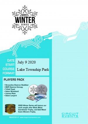 Lake Township Flex Start Winter Series graphic