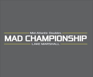 The Mid-Atlantic Doubles Championship at Lake Marshall presented by 6 Bears & a Goat Brewery- Mixed Doubles graphic