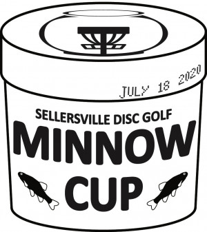 Sellersville Minnow Cup graphic