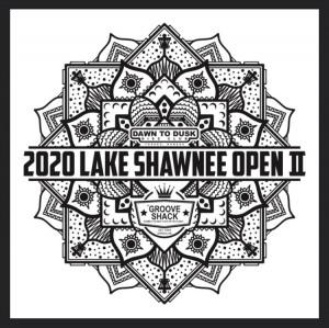 2020 Lake Shawnee Open II graphic
