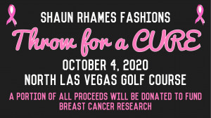 Throw for a CURE graphic