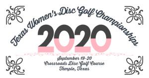 2020 Texas Women's Championship graphic
