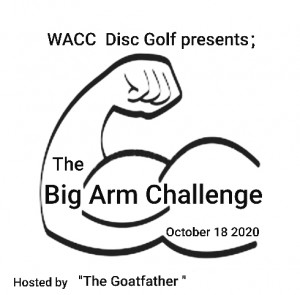 W.A.C.C.  BIG ARM CHALLENGE graphic