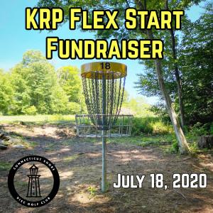 KRP Flex Start Fundraiser graphic