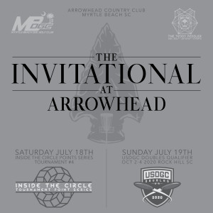 The Invitational at Arrowhead (Day 2 Doubles) graphic