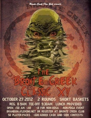 Bronte Creek Classic XV graphic