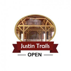 Justin Trails Open Wisconsin Tour Stop graphic