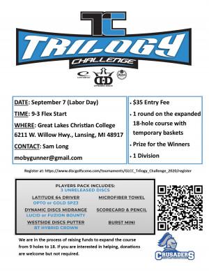 GLCC Trilogy Challenge graphic