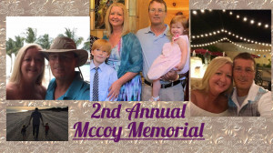2nd Annual McCoy Memorial graphic