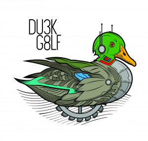 Rice Properties Group's Duck Golf 38 graphic