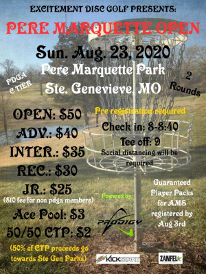 Pere Marquette Open: Powered by Prodigy graphic