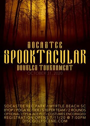 Socastee Spooktacular graphic