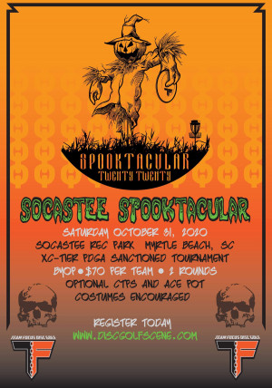 Socastee Spooktacular graphic