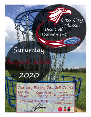 Cass City Classic graphic
