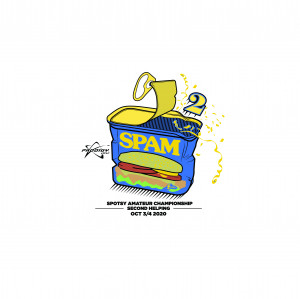 Spotsy Amateur Championship (SpAm - Second Helping) graphic