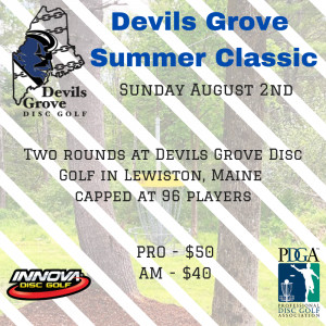Devils Grove Summer Classic graphic