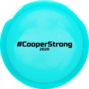 #CooperStrong Fundraiser Tournament presented by Dynamic Discs graphic