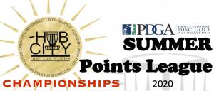 Hub City Summer Points League CHAMPIONSHIP graphic