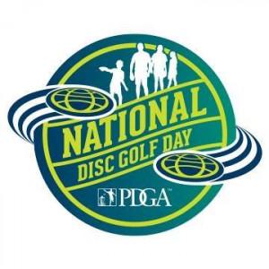 National Disc Golf Day Flex Start @ Barnett graphic