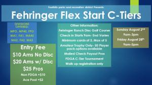 Fehringer Flex Start August #2 graphic