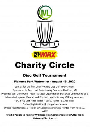 Charity Circle graphic