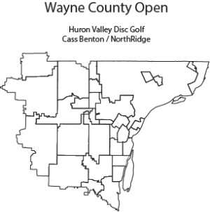 Wayne County Open graphic
