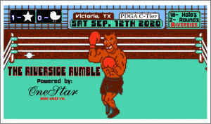 The Riverside Rumble graphic