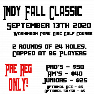 Indy Fall Classic graphic