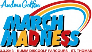 Anders Golfen March Madness graphic