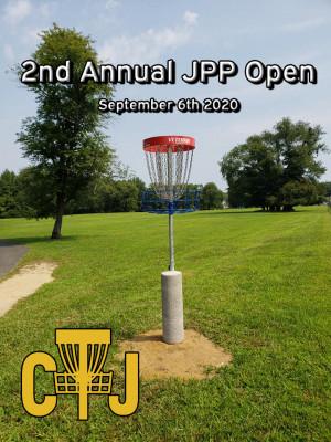 2nd Annual Joe Palaia Park Open graphic