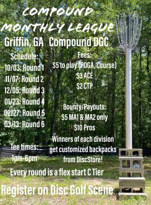 COTC League: Round 1 (Practice Round) graphic
