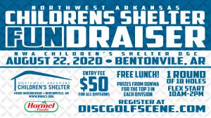 Northwest Arkansas Children's Shelter FUNdraiser graphic