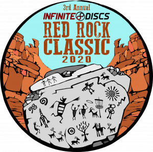 3rd Annual Infinite Discs Red Rock Classic graphic