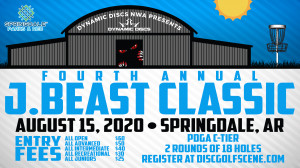 4th Annual JBeast Classic graphic