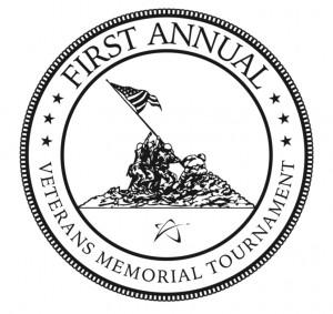 First Annual OKC Veterans Memorial Tournament graphic