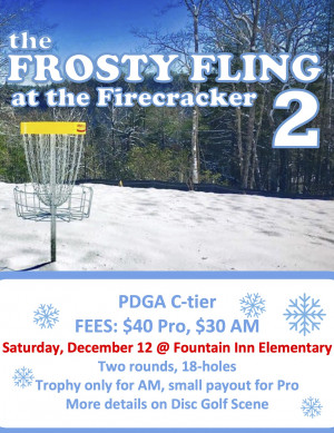 Frosty Fling 2 graphic