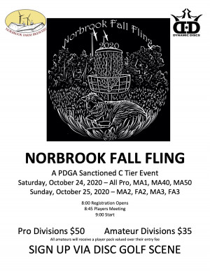 2020 Norbrook Fall Fling graphic
