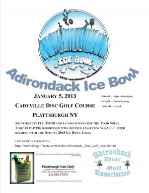 Adirondack Ice Bowl graphic