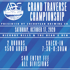 Grand Traverse Championship presented by Cheboygan Brewing Co. graphic