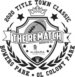 Title Town Classic - The Rematch - Sponsored by Dynamic Discs graphic